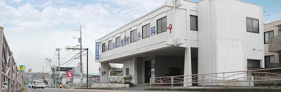 八王子街道沿いでアクセスしやすく夜19時まで診療します。